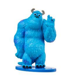 Mini-Figura-Colecionavel---5-Cm---Pixar---Sulley---Mattel-0