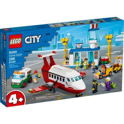 LEGO-City---Aeroporto-Central---60261-0