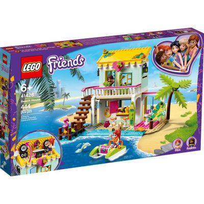 LEGO-Friends---Casa-da-Praia---41428-0