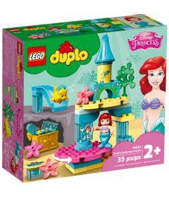 LEGO-Duplo---Princesas-Disney---O-Castelo-do-Fundo-do-Mar-da-Ariel---10922--0