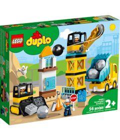 LEGO-Duplo---Demolicao-com-Bola-Destruidora---10932--0