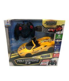 Veiculo-de-Controle-Remoto---Carro-Polimotors-116-21---Comandos---Polimotors---Amarelo---Polibrinq-0