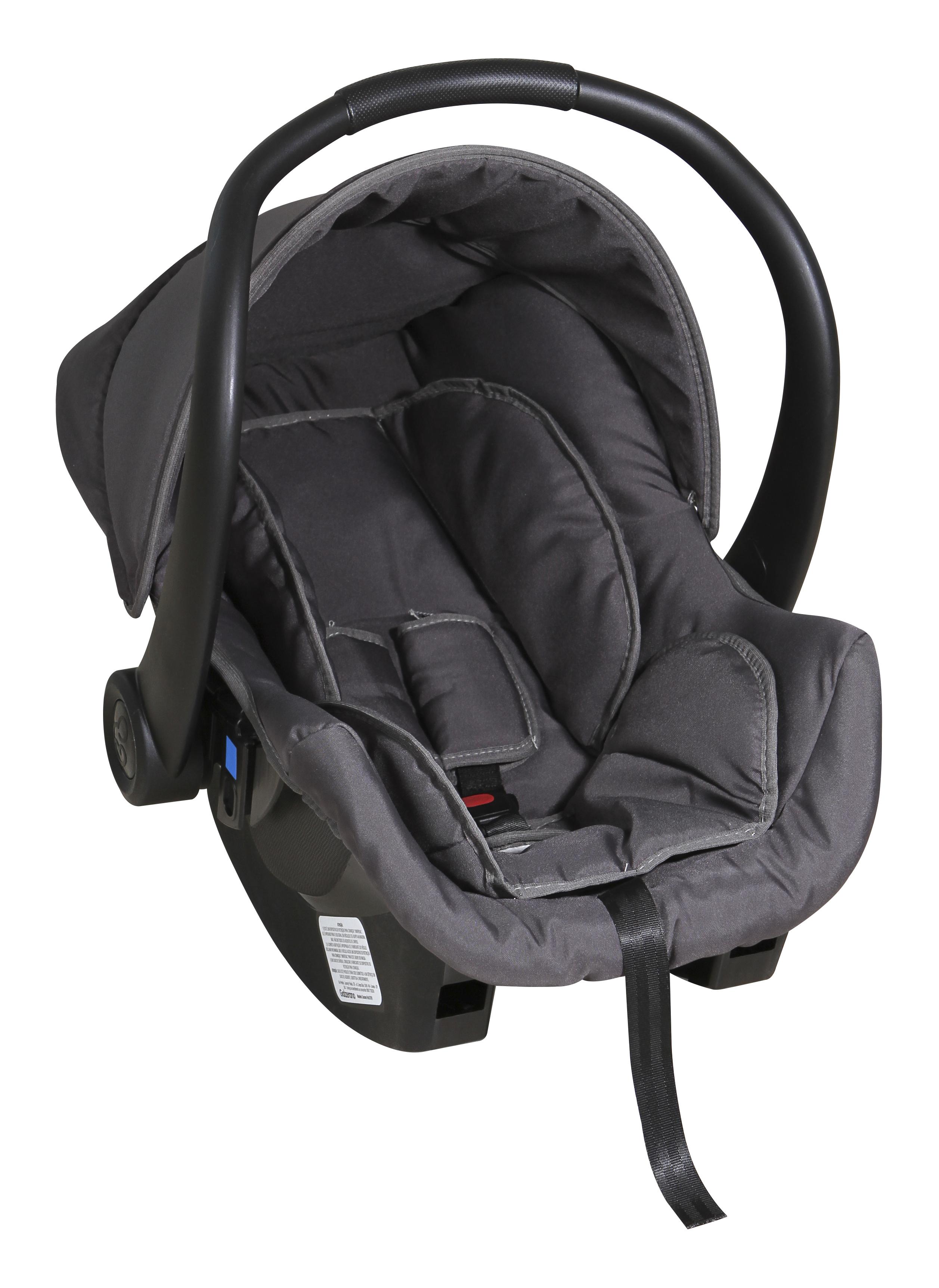 Bebê Conforto - De 0 a 13 Kg - Cocoon - Cinza - Galzerano