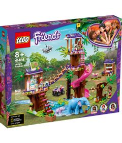 LEGO-Friends---Base-de-Resgate-da-Selva---41424--0