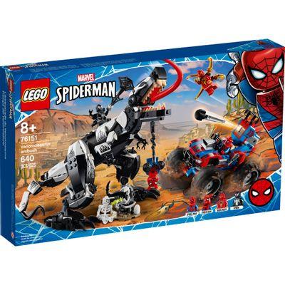 LEGO-Spider-Man---Emboscada-a-Venomosaurus---76151--0