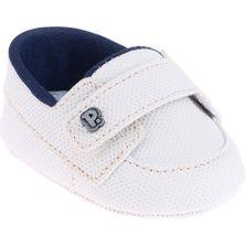 Sapatinho-Infantil---Baby-Classic---Branco-e-Azul-com-Velcro---Pimpolho---1