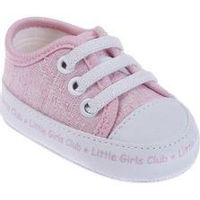 Tenis-Infantil---Baby-Meninas---Little-Girls-Club---Rosa---Pimpolho---1
