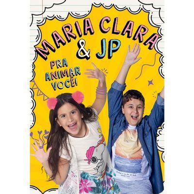 Livro-Infantil---Maria-Clara-e-Jp---Para-Animar-Voce---Catavento-0