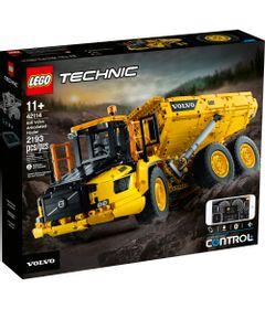 LEGO-Technic---6x6-Transportador-Articulado-Volvo---42114-0