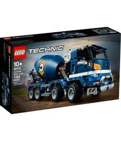 LEGO-Technic---Caminhao---Betoneira---42112--0