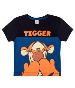 Camiseta-Manga-Curta---100--Algodao---Tigrao---Azul-Marinho---Disney---1