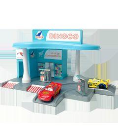Playset---Posto-de-Gasolina---McQueen-e-Cruz---Disney---Toyng-0