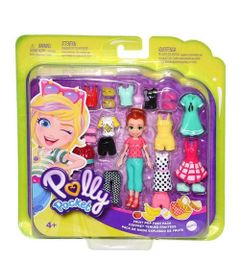 boneca-polly-pocket-pacote-fashion-de-doces-mattel_Frente