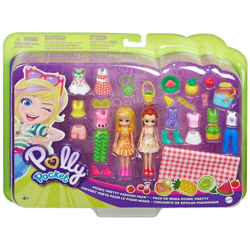 bonecas-polly-pocket-conjunto-de-estilos-piquenique-mattel_Frente