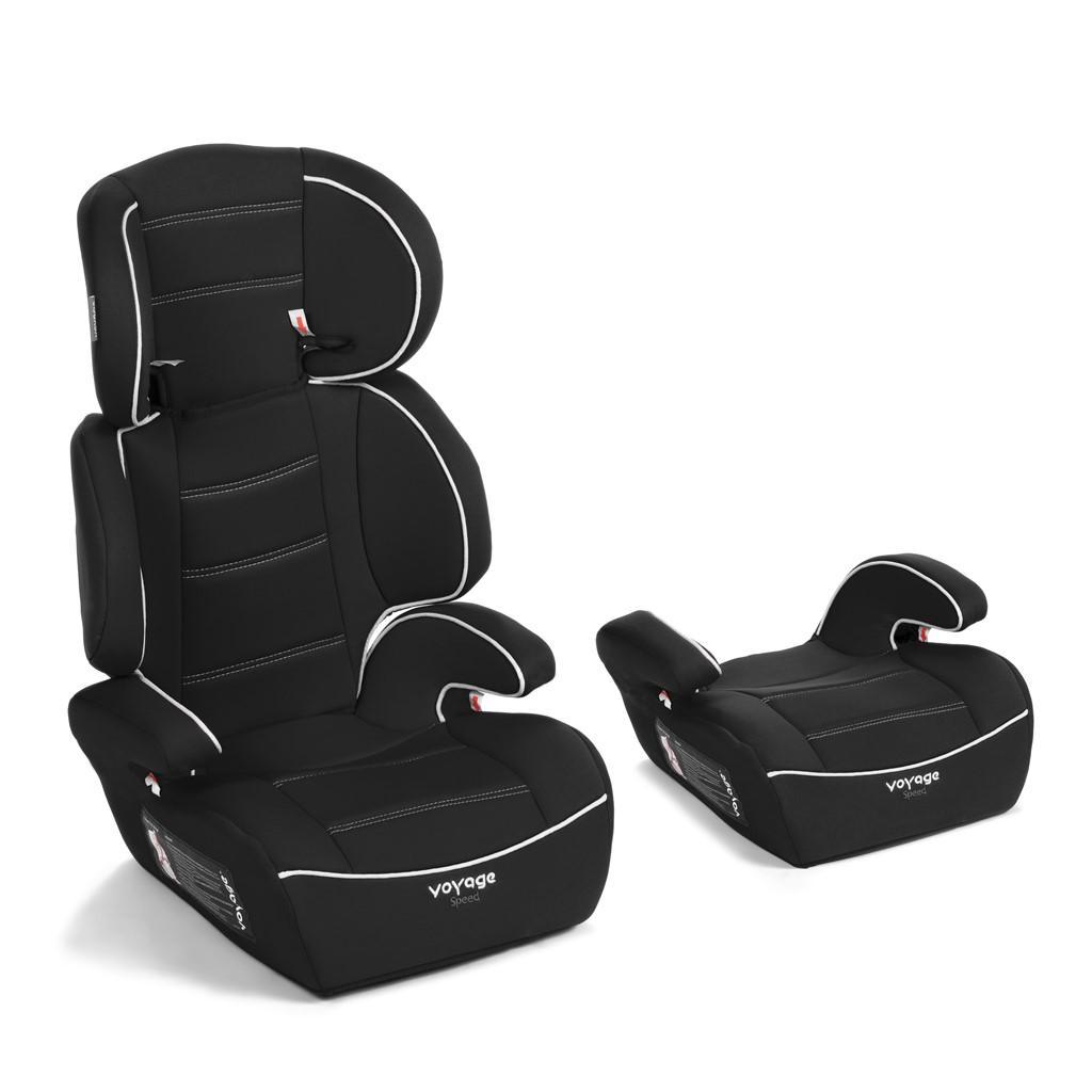 Cadeira para Auto Speed 15 a 36 kg Voyage - Preta