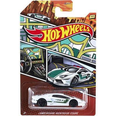 Mini-Veiculos---Hot-Wheels---Veiculos-Tematicos---Lamborghini-Aventador-Coupe---Mattel_Frente
