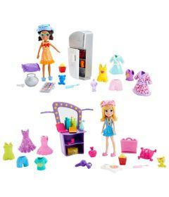 Bonecas-Polly-Pocket---Pacote-de-Festa---Festa-do-Pijama---Mattel_Frente
