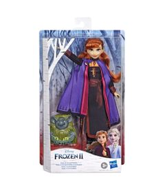 Boneca-Articulada-e-Mini-Figura---Disney---Frozen-2---Anna-e-Pabble---Hasbro-0