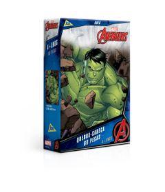 Quebra-Cabeca---60-pecas---Marvel---Jak---Os-Vingadores---Hulk---Toyster-0