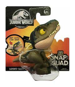Mini-Figura-Articulada---10-Cm---Jurassic-World---Esquadrao-Mordida---Barinix---Mattel_Frente
