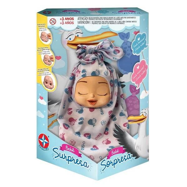 Boneca Bebe Surpresa Estrela 0003
