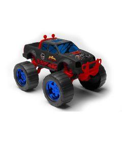 Carrinho-Roda-Livre---Disney---Marvel---Spider-Man---Venomized-Truck---Candide-0