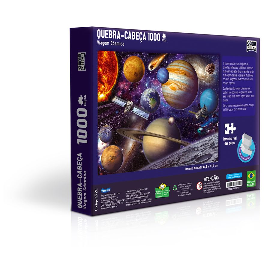 Quebra-Cabeca---1000-pecas---Viagem-Cosmica---Game-Office---Toyster-2
