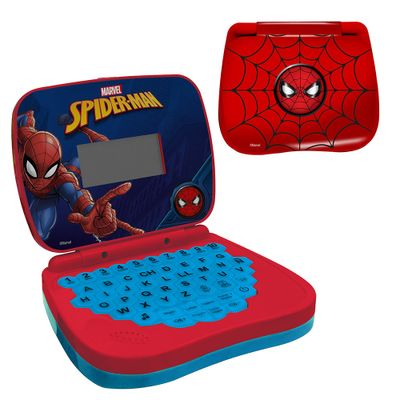 Laptop-de-Atividades---Disney---Marvel---Spider-Man---Bilingue---Candide-0