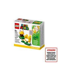 LEGO-Super-Mario---Pacote-Power-Up---Mario-Gato---71372-0