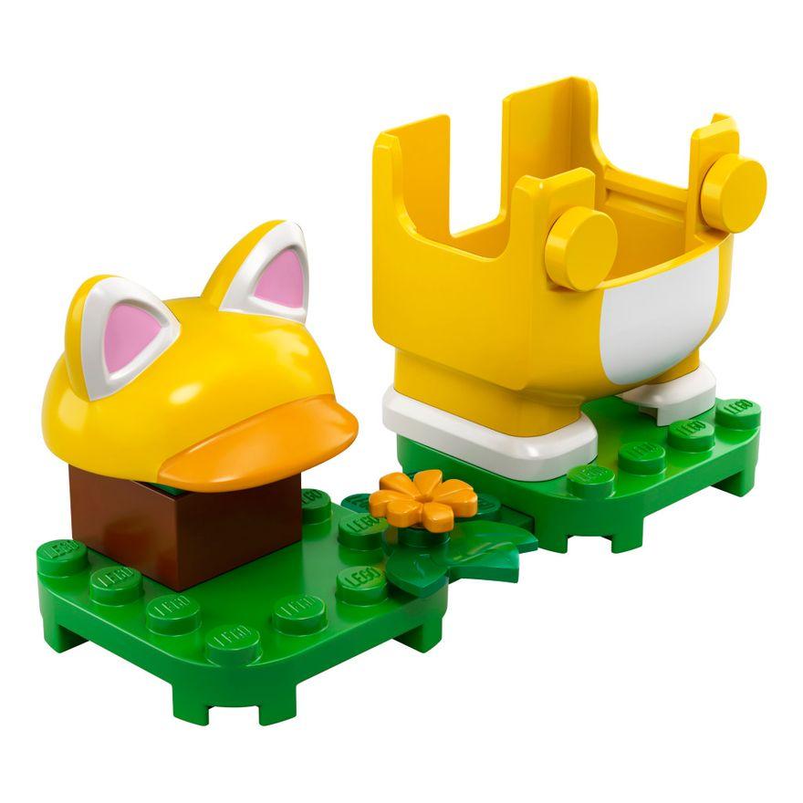 LEGO-Super-Mario---Pacote-Power-Up---Mario-Gato---71372-1