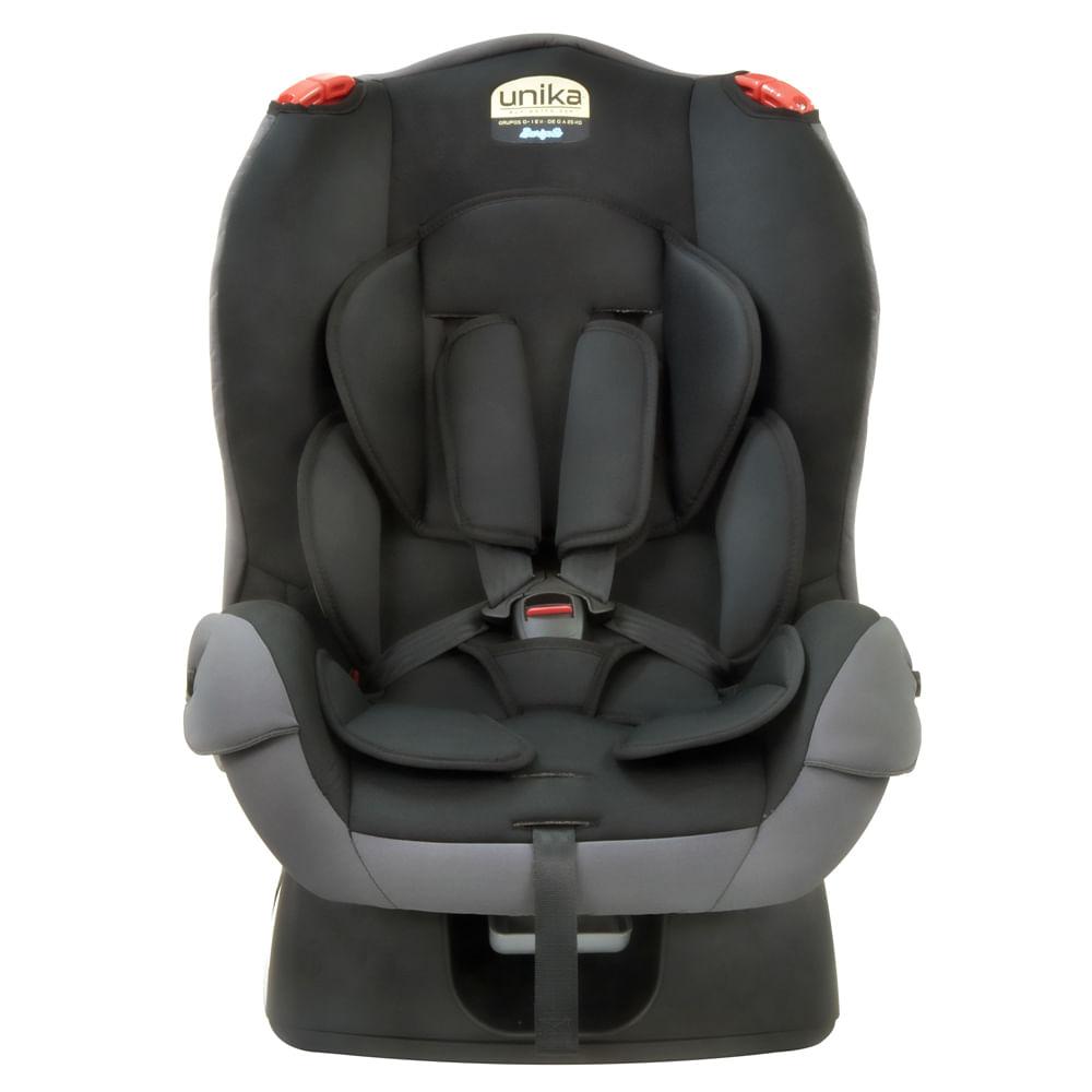 Cadeira para Auto – Burigotto – Unika - De 0 a 25 Kg - Preto