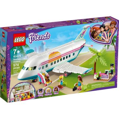 LEGO-Friends---Aviao-de-Heartlake-City---41429--0