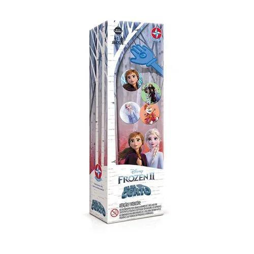 Jogo - Tapa Certo - Frozen 2 - Estrela