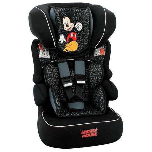 Cadeirinha para Carro Team Tex Beline Mickey Mouse Vite 9 a 36 Kg