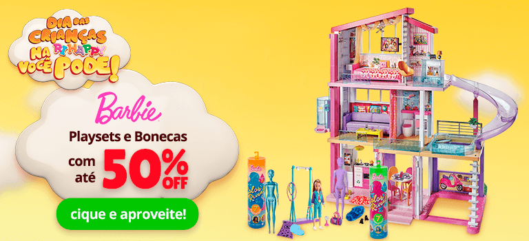 05 - Fullbanner - Mobile - DDC Barbie Bonecas e Playsets - act