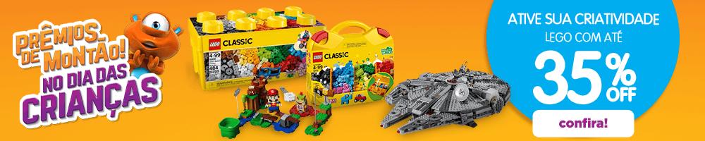 01 - Ative sua Criatividade Lego - Slim Card - act
