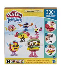 Massa-de-Modelar---Play-Doh---Kit-Mini-Lanches---Hasbro-0