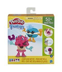 Massa-de-Modelar---Play-Doh---Treatsies---Guloseimas-2-Mini-Lanches---Rosa---Hasbro-0