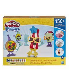 Massa-de-Modelar---Play-Doh---Guloseimas-4-Mini-Lanche---Snack---Hasbro-0