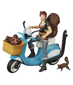 Figura-e-Veiculo---Legends-Series---Squirrel-Girl---Marvel---Hasbro-0