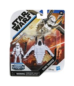 Mini-Figura-e-Veiculo---Star-Wars---Mission-Fleet---Clone-Trooper---Hasbro-0