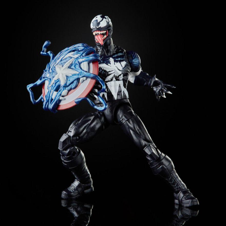 Figura-de-Acao---26-cm---Disney---Marvel-Legends-Series-Venomized---Capitao-America---Hasbro-3