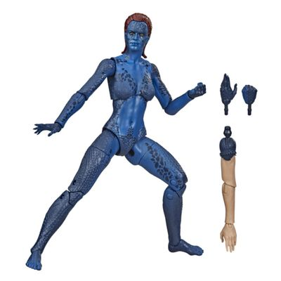 Figura-de-Acao---26-Cm---Disney---Marvel-Legends-Series---X-Men-Mystique---Hasbro-0