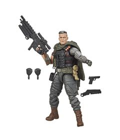 Figura-de-Acao---26-Cm---Disney---Marvel-Legends-Series---X-Men-Cable---Hasbro-0