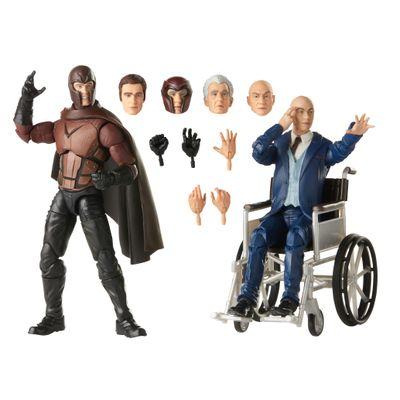 Figura-de-Acao---22-Cm---Disney---Marvel-Legends-Series---Magneto-e-Professor-Xavier---Hasbro-0