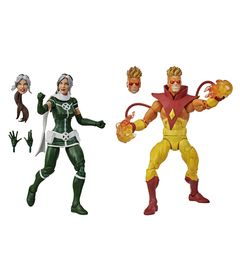 Figura-de-Acao---22-Cm---Disney---Marvel-Legends-Series---X-Men-Rogue-e-Pyro---Hasbro-0