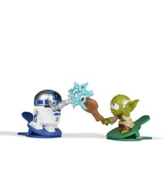 Mini-Figuras-de-Acao---Star-Wars---R2D2-Vs-Yoda---Hasbro-0