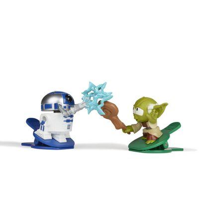 Mini-Figuras-de-Acao---Star-Wars---R2D2-Vs-Yoda---Hasbro-0