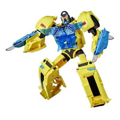 Figura-Transformavel---Battle-Call-Officer---Bumblebee---Transformers---Hasbro-0
