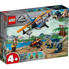 LEGO-Jurassic-World---Velociraptor---Missao-de-Resgate-com-Biplano---75942--0